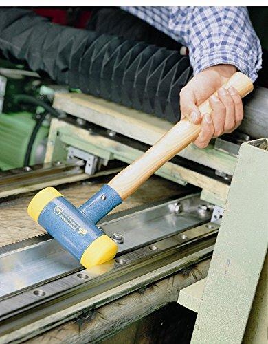 Multi-Colour 50 mm Wiha 80250 No Recoil Medium Hard Soft-Faced Hammer