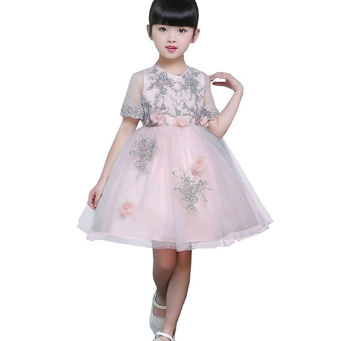 Lserver Elegante Vestido De Nina Con Moderno De Sur Korea