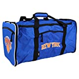 The Northwest Company NBA Team Logo Extended Duffle Bag (New York Knicks)