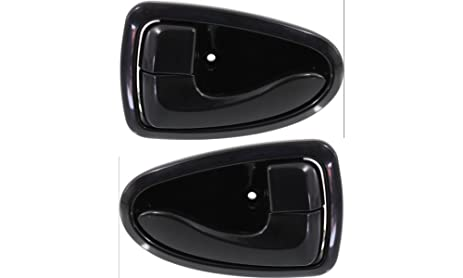 Amazon evan fischer eva18772066459 new direct fit interior door evan fischer eva18772066459 new direct fit interior door handles for set of 2 front or planetlyrics Images
