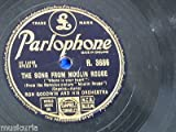 78rpm RON GOODWIN ORCH song from moulin rouge / limelight theme