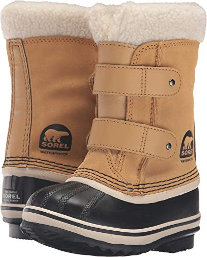 (Sorel Childrens 1964 Pac Strap Snow Boot, Green - 11 M US Little Kid)