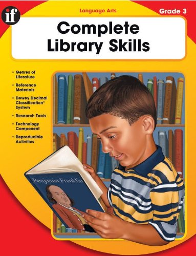Complete Library Skills, Grade 3 by Instructional Fair