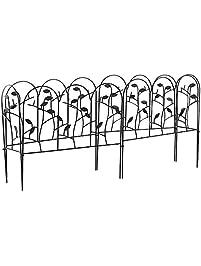 Amazoncom Decorative Fences Patio Lawn Garden