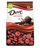 DOVE PROMISES Dark Chocolate Christmas Candy 43.07 Ounce 153-Piece Bag