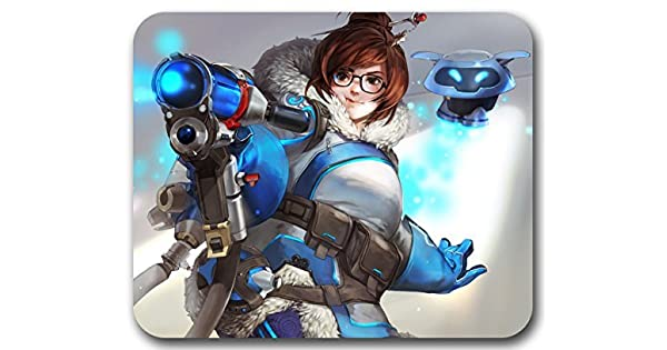 Mei Mousepad (C)  - Overwatch Blizzard by Tora Store: Amazon.es ...