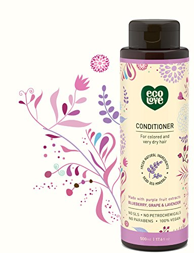 ecoLove Conditioner colored very hair