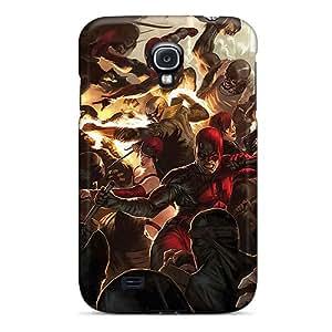 Series Skin Case Cover For Galaxy S4(daredevil I4)