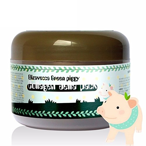 elizavecca-green-piggy-collagen-jella-pack-for-men-and-woman-sleeping-pack-for-dry-sensitive-oily-no