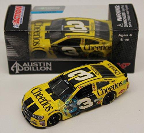 Lionel Racing Austin Dillon #3 Cheerios 2016 Chevrolet SS NASCAR Diecast Car (1:64 Scale)
