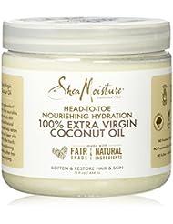 SheaMoisture 15 oz 100% Extra Virgin Coconut Oil