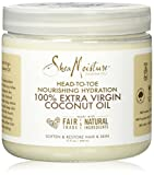 SheaMoisture 15 oz 100% Extra Virgin Coconut Oil - Best Reviews Guide