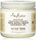 Best Coconut Oils - SheaMoisture 15 oz 100% Extra Virgin Coconut Oil Review