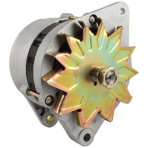 DB Electrical AMA0004 New Alternator For John Deere 2000 2100 2200 2300 2400 2700 2800 Tractor, Zetor 10520 3320 3340 4320 4340 5211 5213 5243 5245 110621 400-42002 12367 443-113-516-650 78-350-922 by DB Electrical