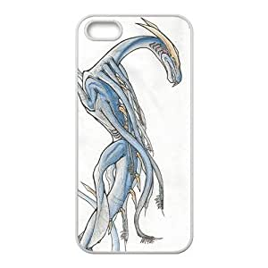 Cartoon Dinosaur Hight Quality Plastic Case for Iphone 5s