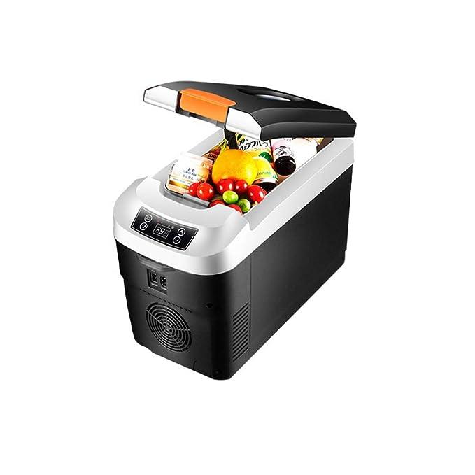 ID Q-L refrigerador del Coche casa Dual del Coche Mini ...