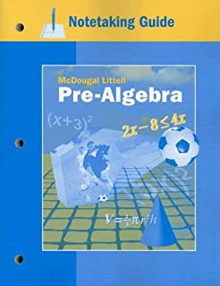 Holt pre algebra homework and practice workbook answer key
