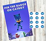 PJ Mask Party Supplies (Party Game)