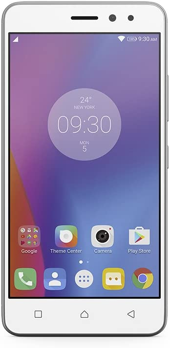 Lenovo K6 16GB Dual-SIM Silver DE: Amazon.es: Electrónica