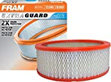 FRAM CA192 Extra Guard Round Plastisol Air Filter - Best Reviews Guide