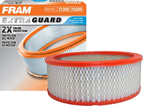 FRAM CA192 Extra Guard Round Plastisol Air Filter