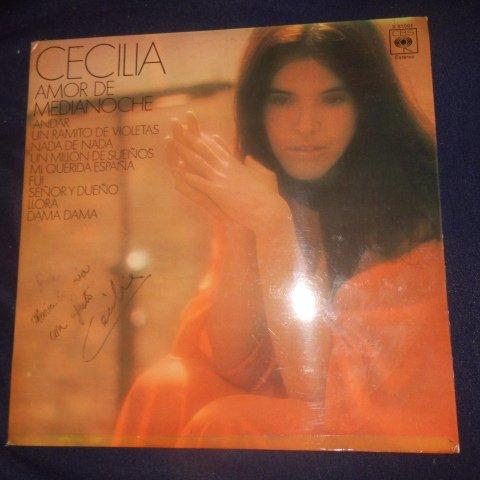 Cecilia, Calderon, Sobredo - Cecilia, Amor de Media Noche ...