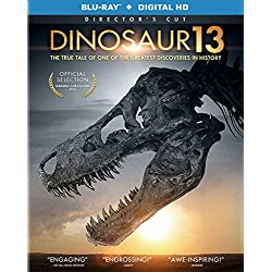 Dinosaur 13 [Blu-ray + Digital HD] [Importado]