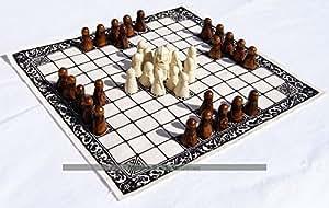 Hnefatafl - the Viking game