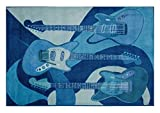 Fun Rugs The Blues Kids Rug