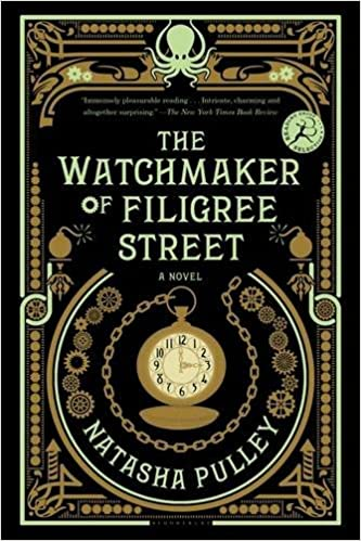 Image result for the watchmaker of filigree street