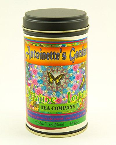 Price comparison product image Divine Lotus Antoinette's Garden Herbal Tea