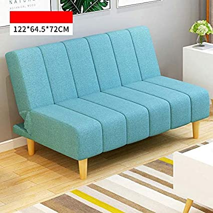 Amazon.com: FTFTFTF Folding Bed, Living Room Double Sofa Bed Small ...