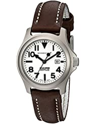 Momentum Womens 1M-SP01W2C Atlas Analog Display Japanese Quartz Brown Watch