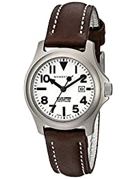 St.Moritz Watch Group Women's 1M-SP01W2C ATLAS Classic Field Watch with Oversize Numbers and Date Watch