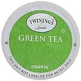 Best Twinings Tea Cups - Twinings Green Tea Keurig K-Cups, 48 Count Review