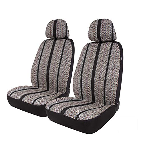 Baja Blanket Bucket Seat Cover for Car, Truck, Van, SUV - Airbag Compatible (2PCS)
