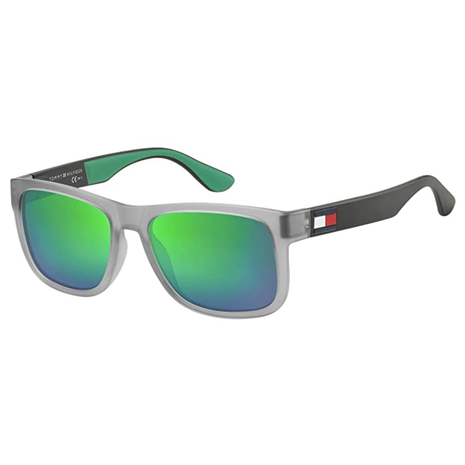 819a6e3192 Tommy Hilfiger TH 1556/S Gafas de Sol, Multicolor (Matt Grey), 52 para  Hombre: Amazon.es: Ropa y accesorios