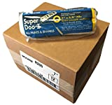 Wooster Brush R205-7 Super Doo-Z Roller Cover 3/8-Inch Nap, Pack of 12