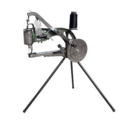 Amazon Pettyios Hand Machine Cobbler Shoe Repair Machine Dual Impressive Cobbler Sewing Machine