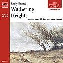 Wuthering Heights Hörbuch von Emily Bronte Gesprochen von: Janet McTeer, David Timson