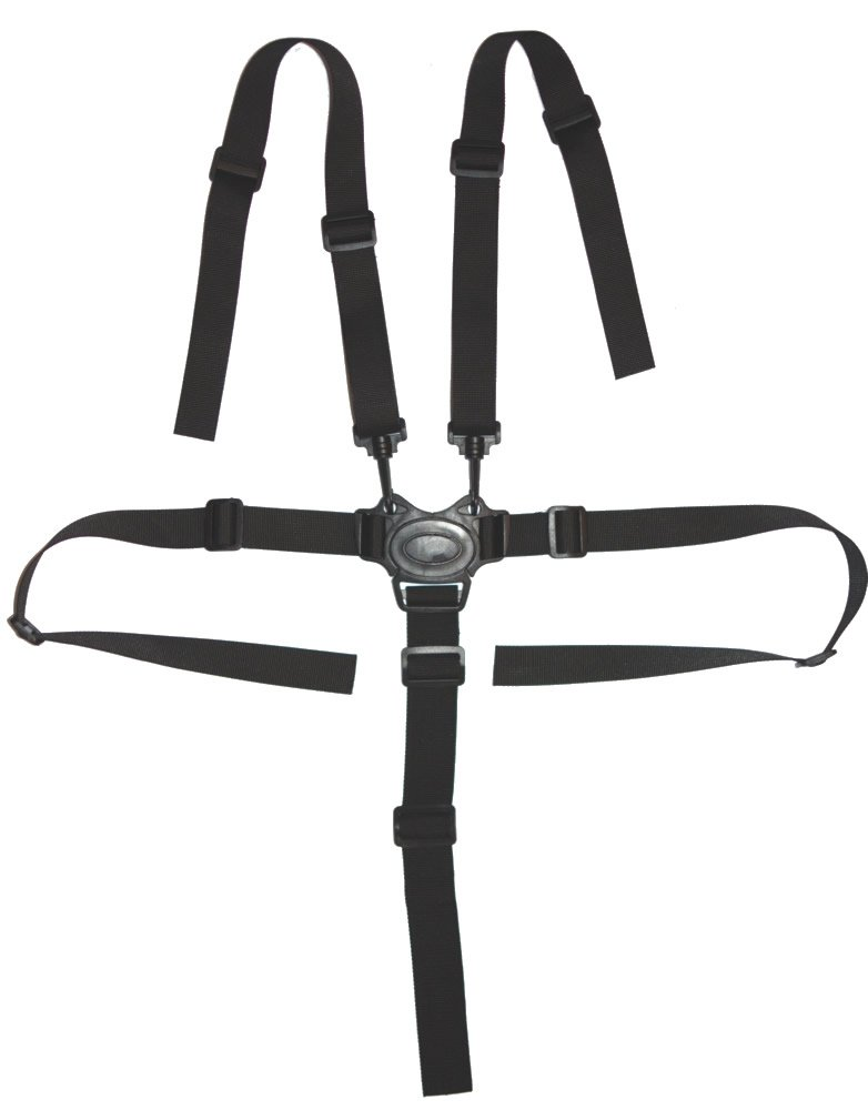 Universal Baby 5 Point Harness Belt For Stroller High Chair Pram Buggy  Children Kid Pushchair - Amazon.com : Itaar 5 Point Harness Baby Chair Stroller Safety Belt
