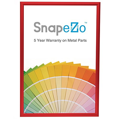 SnapeZo Poster Frame 20x30 Inch, Red 1