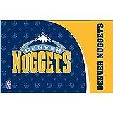 Denver Nuggets NBA Licensed Neoprene Pet Bowl Mat