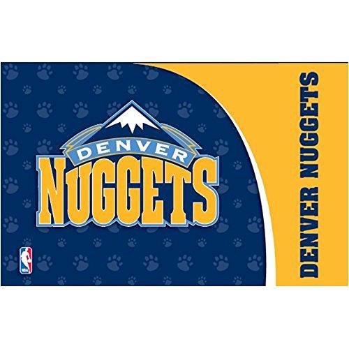 Denver Nuggets NBA Licensed Neoprene Pet Bowl Mat by Hunter