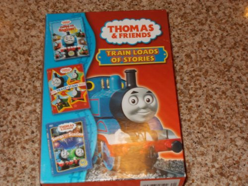- Thomas & Friends: Train Loads of Stories (Calling All Engines! / Track Stars / Songs from the Station)