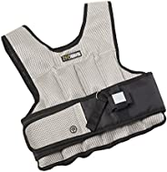 ZFOsports zfo20 ® - 20LBS -Unisex- Comfortable Exercise Adjustable Weighted Vest