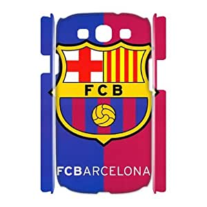 C-EUR Diy case FCB customized Hard Plastic 3D Case For Samsung Galaxy S3 I9300 [Pattern-3]