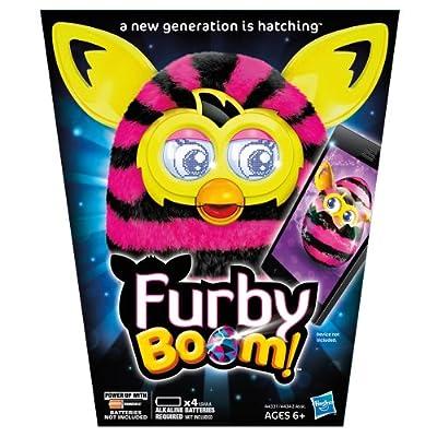 Furby Boom Figure (Straight Stripes)