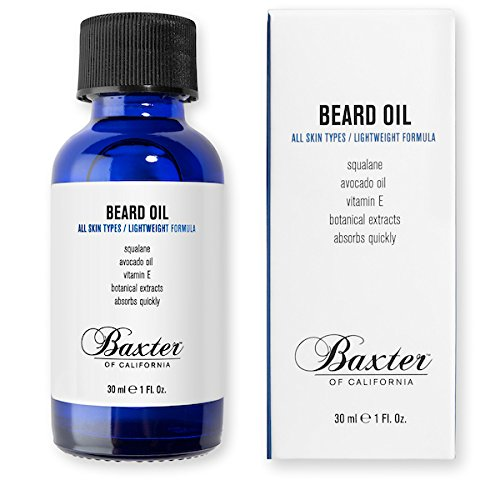 Baxter of California Beard Oil, 1 Oz