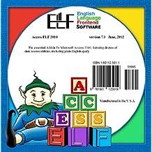 Access ELF 2010: Software, License & Documentation